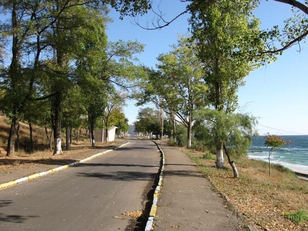 Трасса здоровья у моря в Одессе